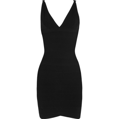 Ari perfect little black bandage dress