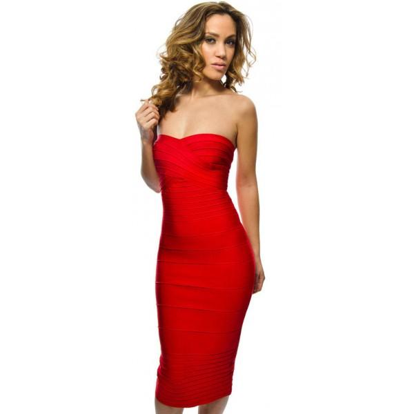 Robe rouge 30 euros