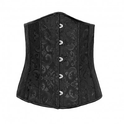 Waist training corset 24 steel boned
