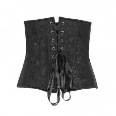 Waist training corset steel bone..