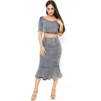 Zweiteiliges Kleider ( Kleid ) - Two piece dresses