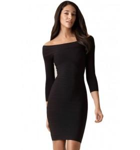 strakke jurken knielengte