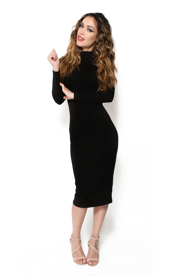 Spiksplinternieuw Lady Habits herfstcollectie: sexy en elegante jurkjes DK-61